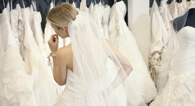 27bf7b7043a78 رحلة شراء الفستان لحظة .. بلحظة - صور GIF