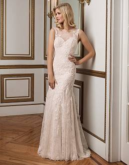 مجموعة جاستين أليكساندر لفساتين الزفاف 2016