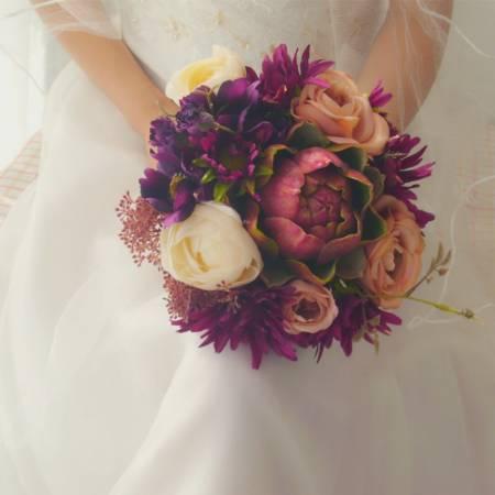مسكة عروس مميزة