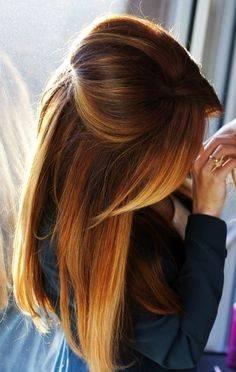 آخر صيحات ألوان صبغات الشعر للعام 2015\2016