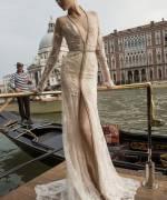مجموعة إنبال درور لفساتين زفاف خريف وشتاء 2015\2016
