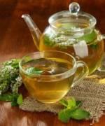 شاي أخضر وزنجبيل للتنحيف