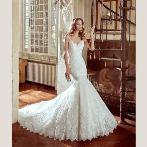 فستان زفاف 2017 نيكول سوز