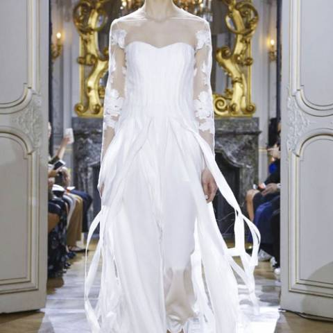 مجموعة Kaviar Gauche لفساتين الزفاف 2015\2016