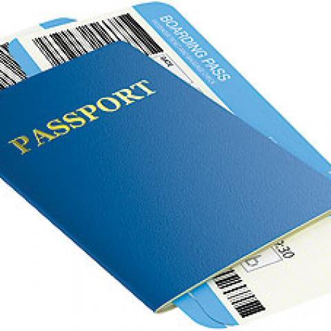 هددية تذكرة سفر