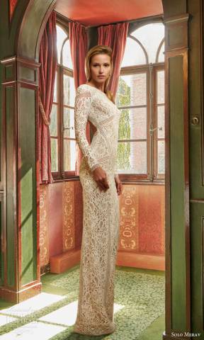 مجموعة سولو ميراف لفساتين زفاف 2016