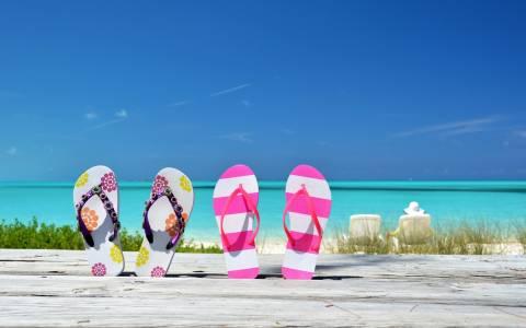 حذاء للشاطئ