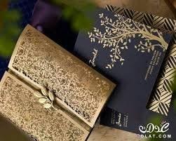 كيف تختاري بِطاقة الدعوة لحفل زفافكِ ؟