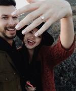 سيلفي خاتم الزفاف