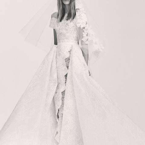 فستان زفاف 2017 إيلي صعب