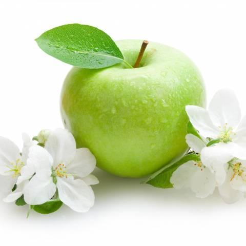 التفاح.